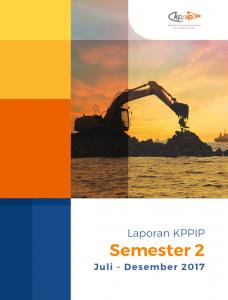 Laporan KPPIP Semester 2 Tahun 2017