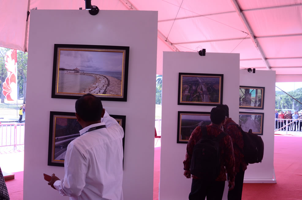 Infrastructure Photography Exhibition Kppip