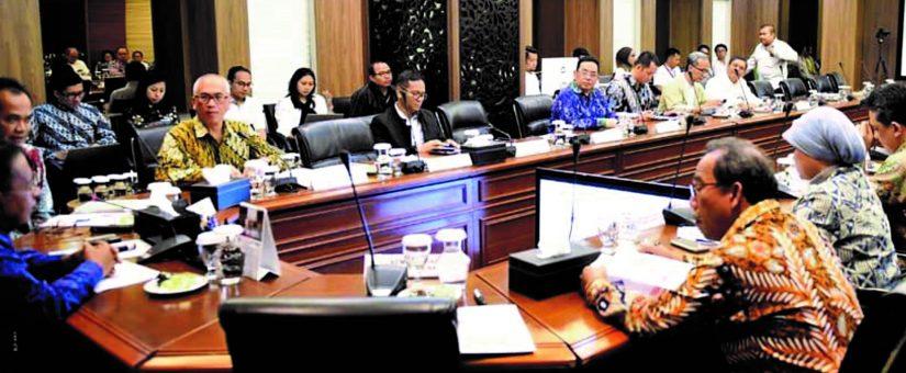 KPPIP Laporkan Perkembangan Proyek Strategis Nasional