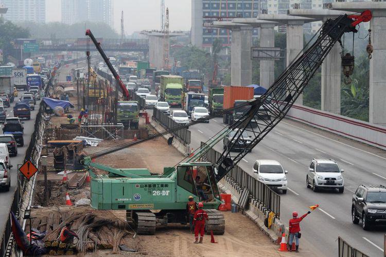 Jalan Tol Layang Jakarta-Cikampek Beroperasi Akhir 2019