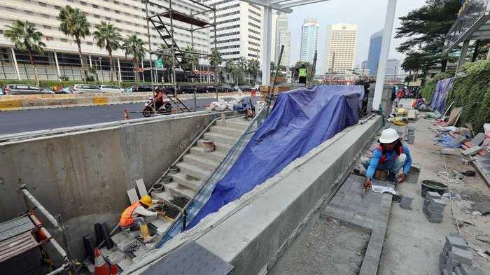 Jalur MRT Fase II Dibangun Di Bawah Tanah