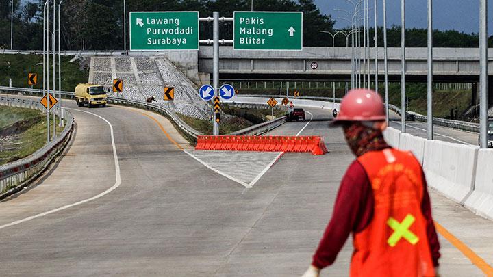 Jalan Tol Pandaan-Malang Sampai Seksi 4 Resmi Beroperasi