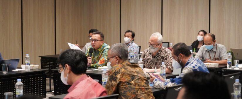 Rapat Koordinasi Tim Pelaksana KPPIP