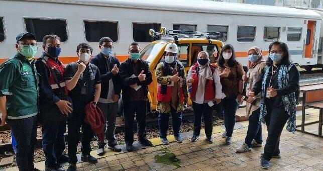 Kunjungan KPPIP ke PSN Double Track Bagian Jawa Selatan