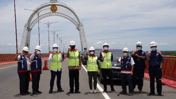 KPPIP Dukung Pembangunan Jalan Tol Jalan Tol Kayu Agung – Palembang – Betung