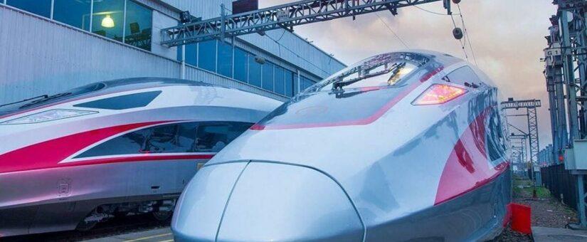 Percepatan Penyelenggaraan Prasarana dan Sarana Kereta Cepat Antara Jakarta dan Bandung